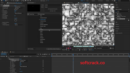 Adobe After Effects 2020 Crack v17.5.1.47 Latest Free Download