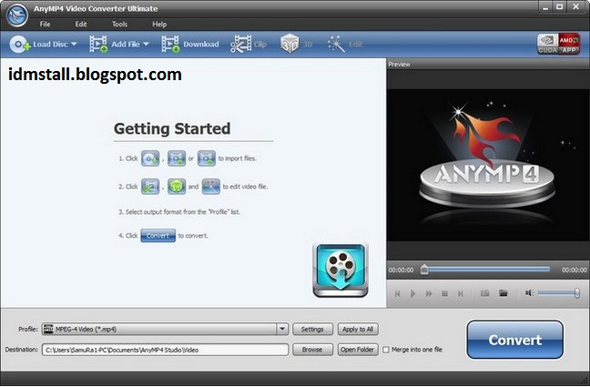 AnyMP4 Video Downloader 6.1.32 Crack With Registration Key 2020 Free Download