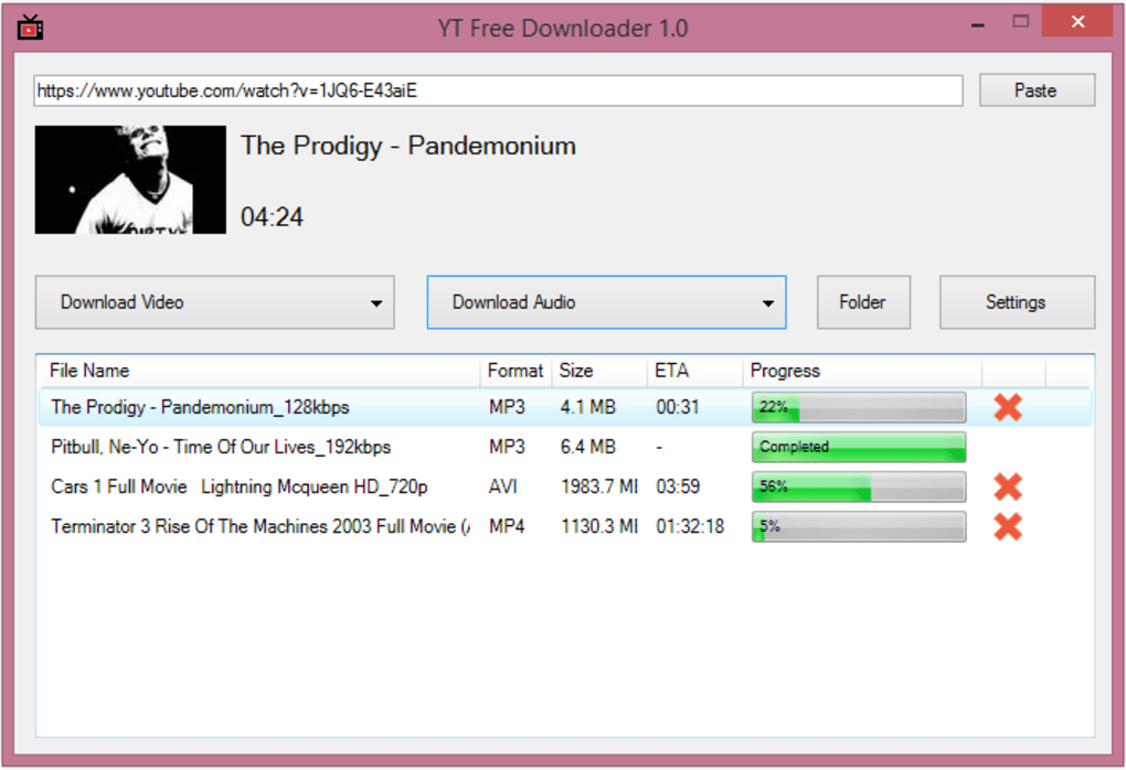 YT Downloader 7.0.6 Crack With Serial Key 2020 Free Download