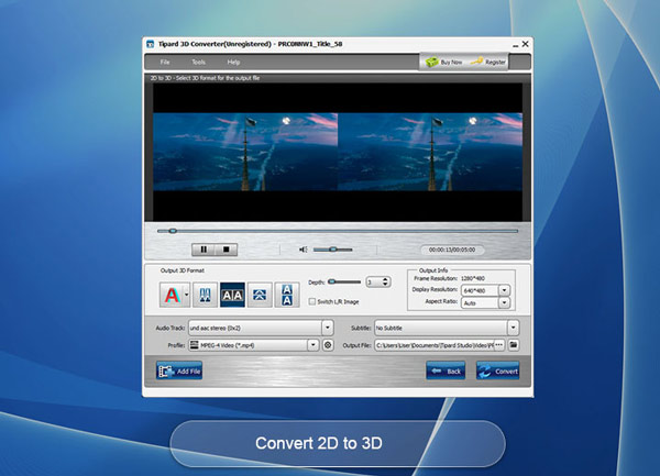 Tipard 3D Converter 6.1.26 Crack With Activation Code 2020 Free Download