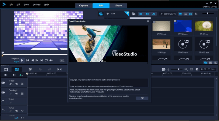 Corel VideoStudio Ultimate 2020 v23.3.0.646 Crack With Serial Number Free Download