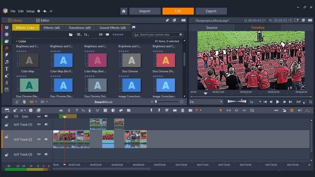 Pinnacle Studio Ultimate v25.0.1 Crack With Keygen 2021 Free Download