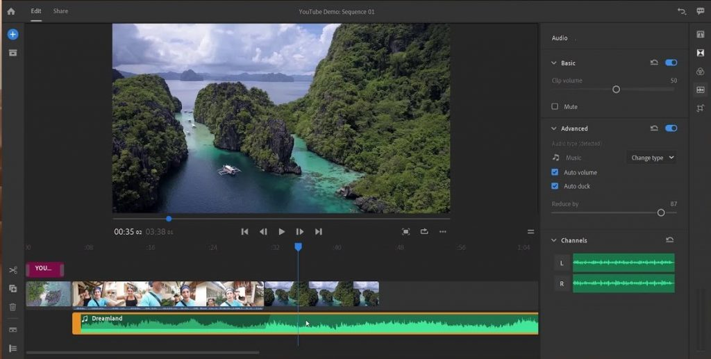 Adobe Premiere Rush 1.5.20.571 Crack With License Key 2020 Free Download