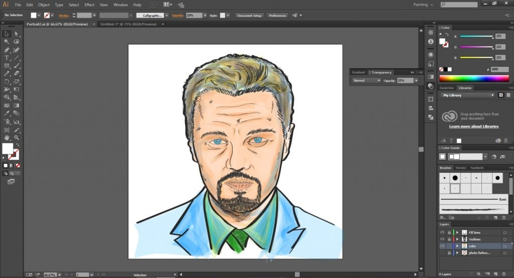 Adobe Illustrator CC 2020 24.2.3.521 Crack With Activation Key Free Download