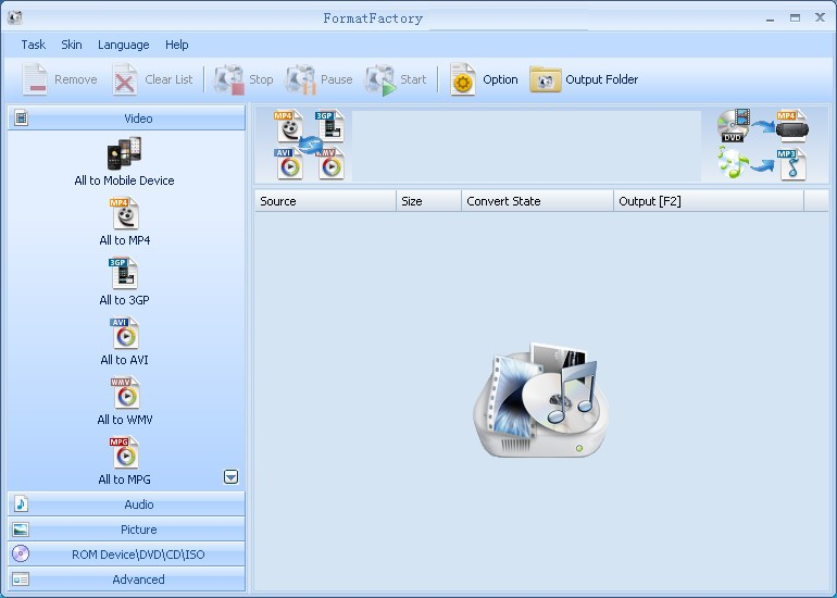 Format Factory 5.4.0 Crack With Serial Key 2020 Free Download