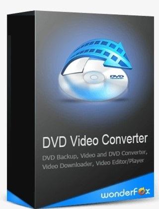 WonderFox DVD Video Converter 20.1 Crack With Serial Key 2020 Free Download