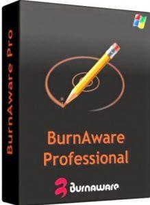BurnAware Professional 13.7 Crack Serial Key 2020 Free Download
