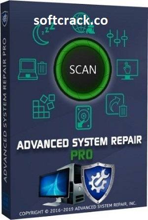Advanced System Repair Pro 1.9.6 Crack With License Key 2021 Full Free