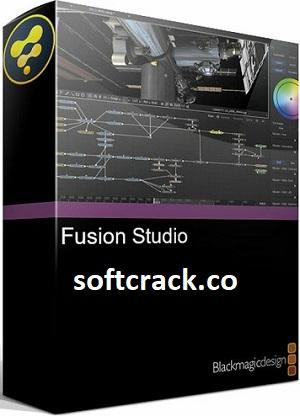 Blackmagic Design Fusion Studio 17.3.1 Crack With License Key 2021
