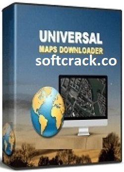 Universal Maps Downloader 10.059 Crack With Serial Key 2021 Full Free